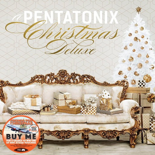 A PENTATONIX CHRISTMAS DELUXE (CD)