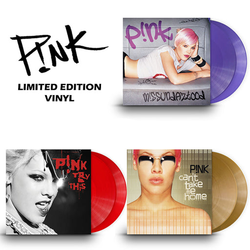 Colour Vinyl Limited Edition Bundle