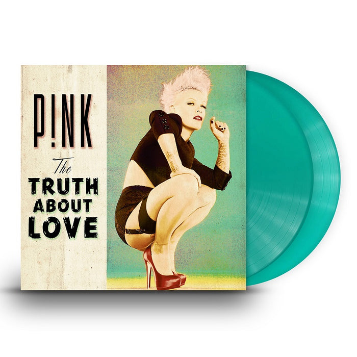 THE TRUTH ABOUT LOVE (GREEN VINYL) (2LP)