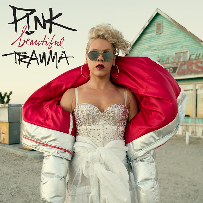 PINK P!NK Beautiful Trauma Vinyl LP Record