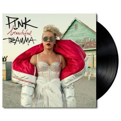 BEAUTIFUL TRAUMA  (VINYL)