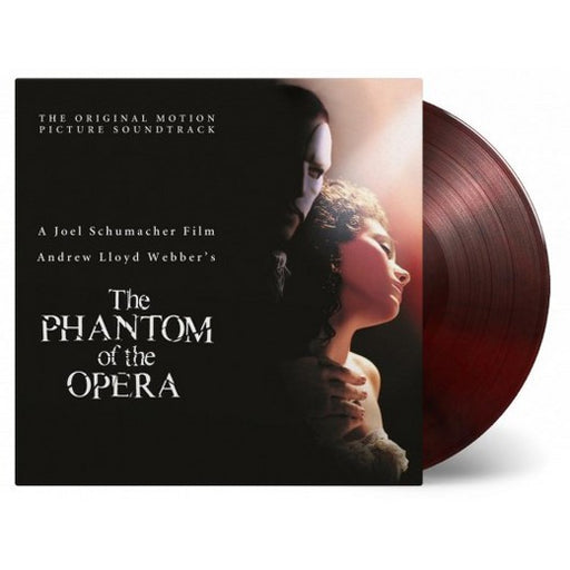 The Phantom of the Opera Red Colour Vinyl