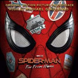 "SPIDER-MAN: Far From Home (Original Motion Picture Soundtrack) 12"" Vinyl"