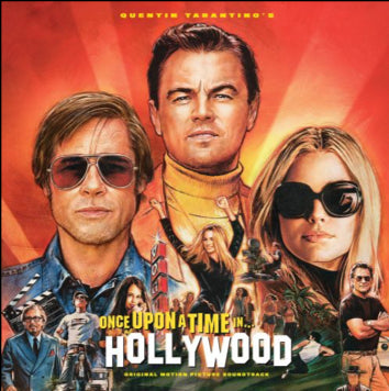 ONCE UPON A TIME IN HOLLYWOOD OST (CD)
