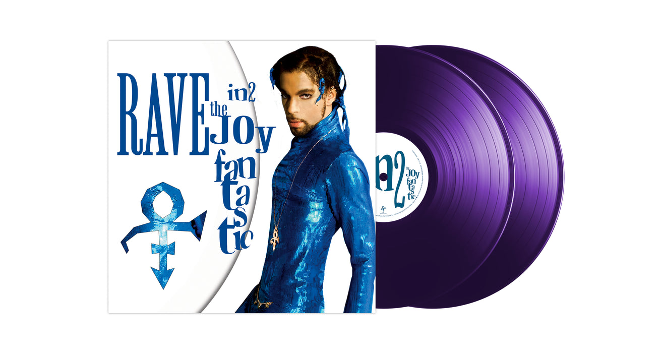 RAVE IN2 THE JOY FANTASTIC (2LP)