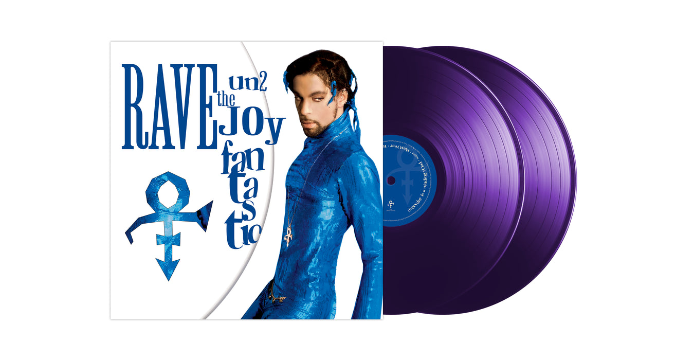 RAVE UN2 THE JOY FANTASTIC (2LP)