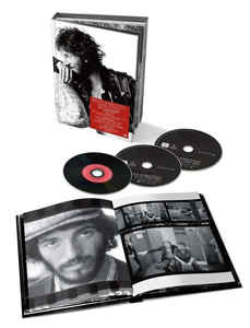 BORN TO RUN 30TH ANNIVERSARY (BOOKSET)