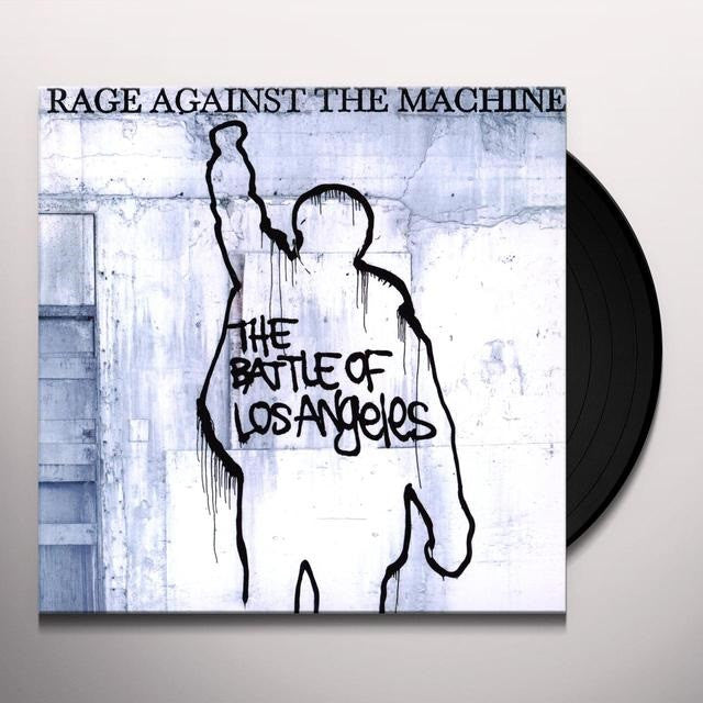Rage Against The Machine / The Battle Od Los Angeles (Vinyl)