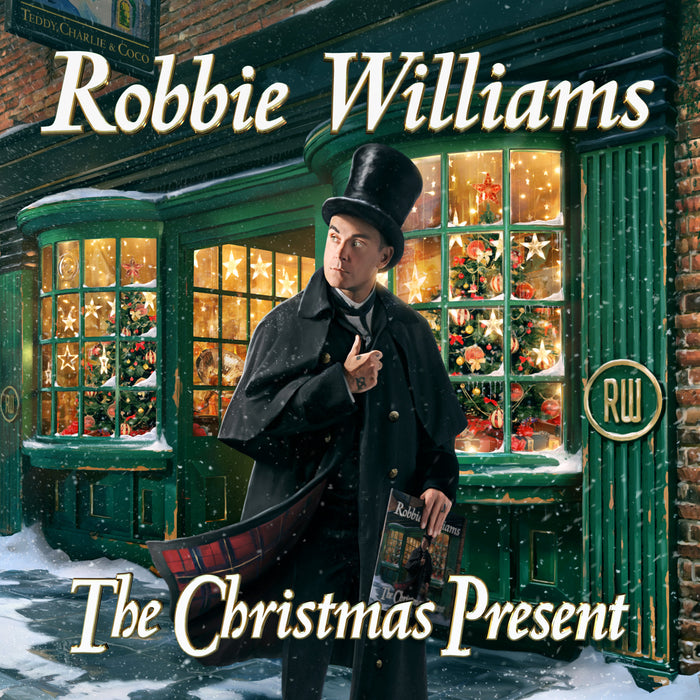 THE CHRISTMAS PRESENT (DELUXE 2CD)