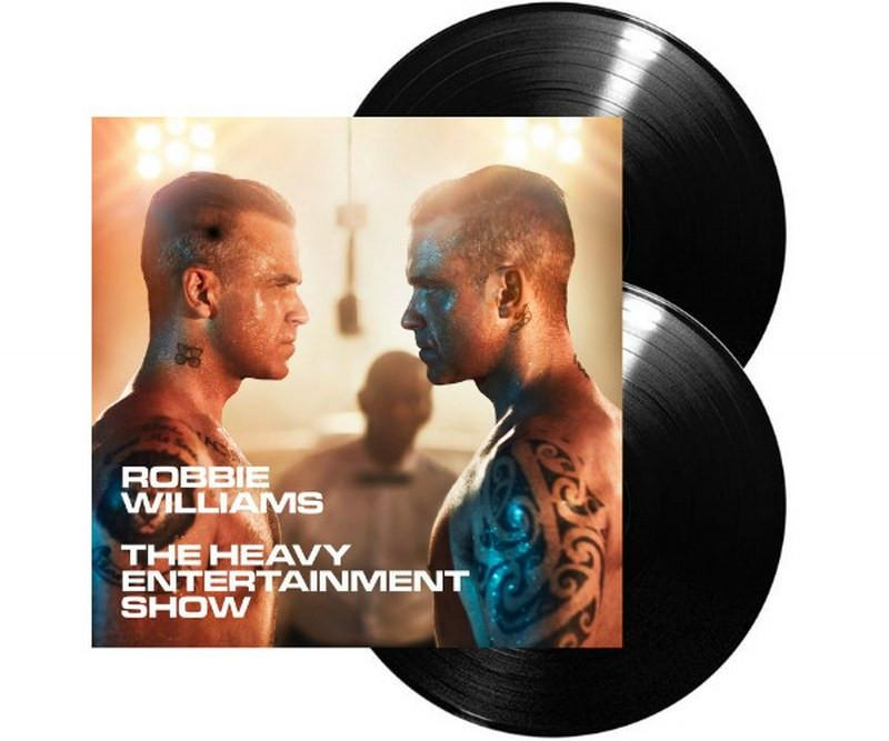 The Heavy Entertainment Show (Vinyl) (2LP)