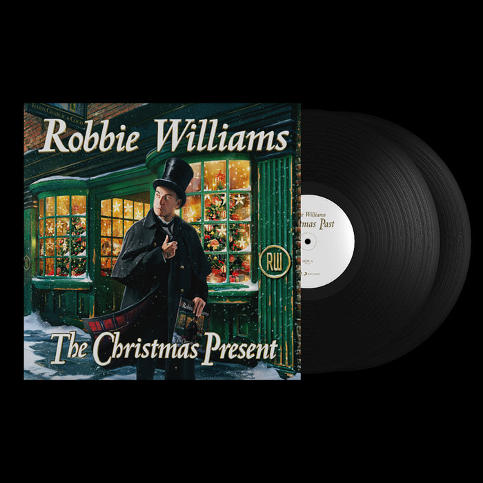THE CHRISTMAS PRESENT (2LP)
