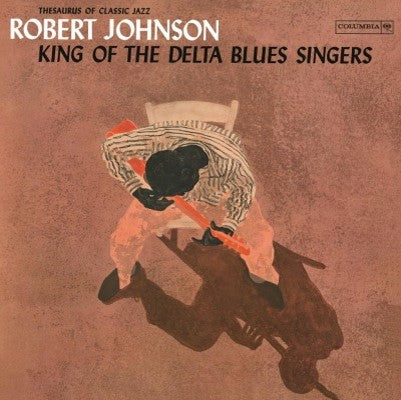 KING OF THE DELTA BLUES SINGERS VOL. 1 (VINYL)