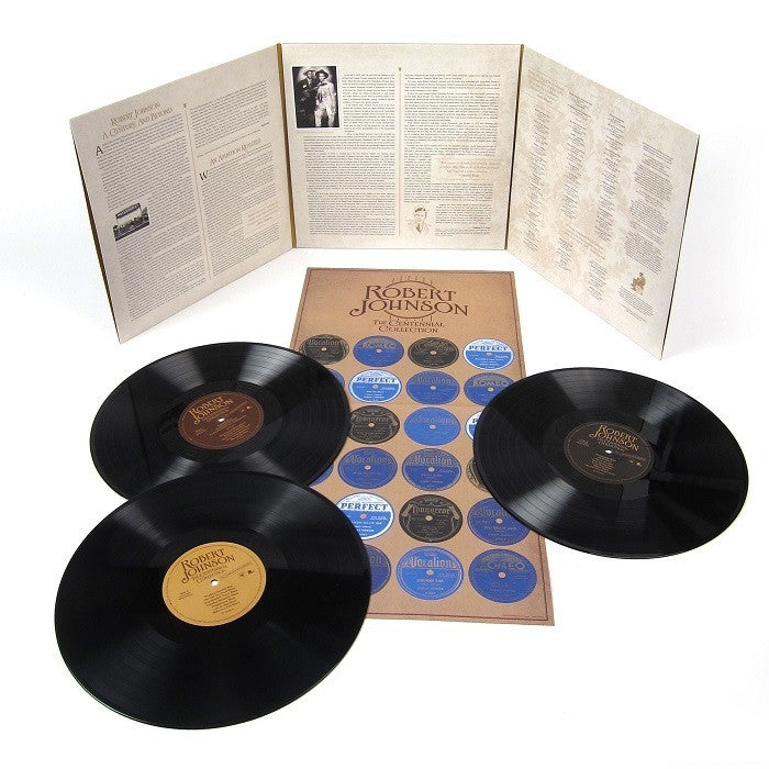 The Centennial (3LP)