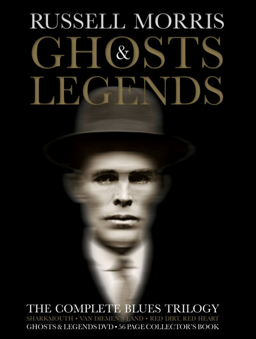 GHOSTS & LEGENDS (DELUXE BOXSET)