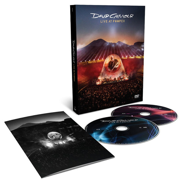 Live In Pompeii (2DVD)
