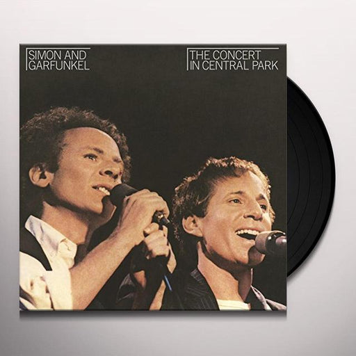 The Concert In Central Park (Vinyl)