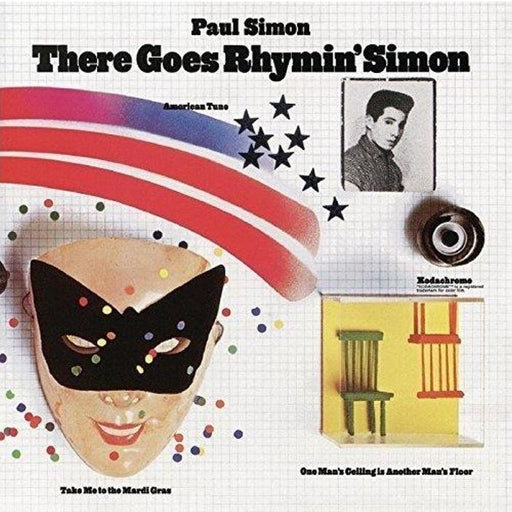 There Goes Rhymin' Simon (Vinyl)