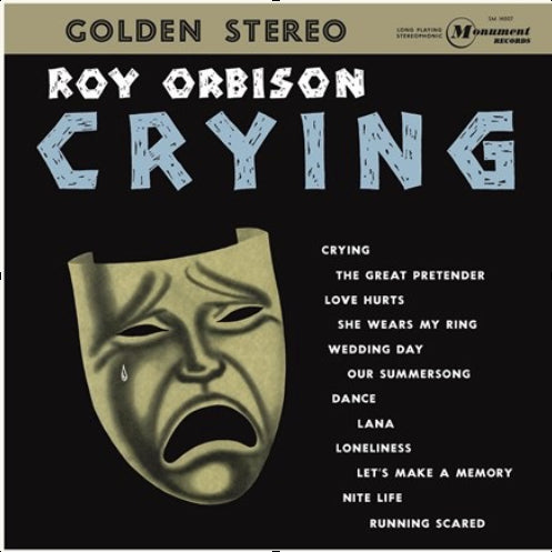 CRYING (VINYL LP)