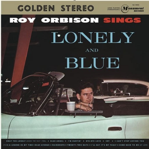 SINGS LONELY AND BLUE (VINYL)