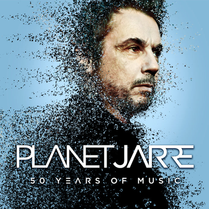 Planet Jarre: 50 Years Of Music – Anniversary Edition (Boxset)