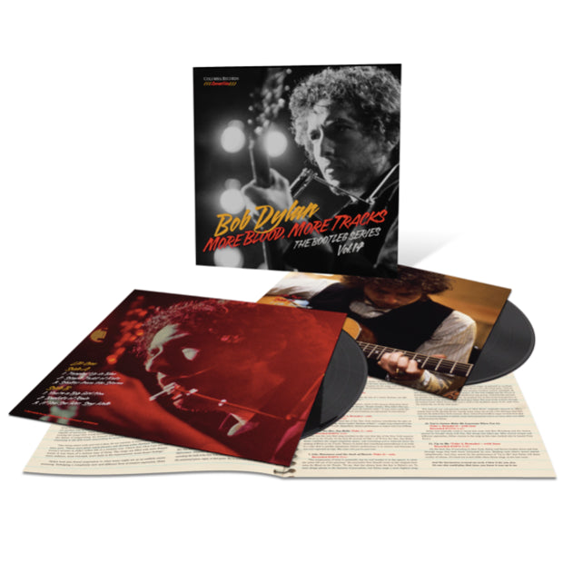 More Blood, More Tracks: The Bootleg Series Vol. 14 (Vinyl) (2LP)