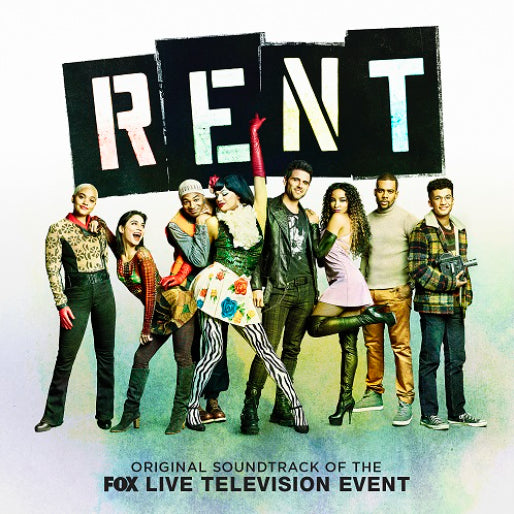 RENT (ORIGINAL SOUNDTRACK OF THE FOX LIVE TELEVISION EVENT) (2CD)