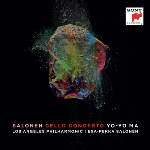 SALONEN CELLO CONCERTO (CD)