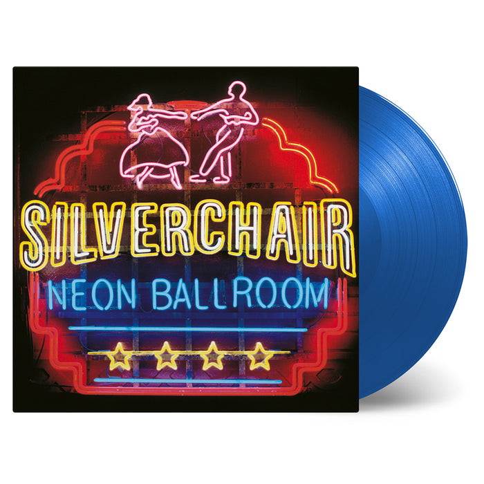 Neon Ballroom (LIMITED EDITION) (Blue Vinyl)