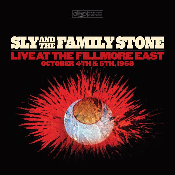 Live At The Fillmore East (2LP)