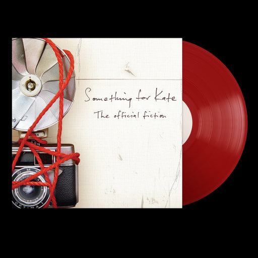 "The Official Fiction (12"" Red Vinyl)"
