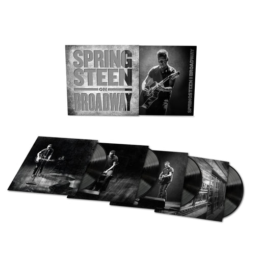 Springsteen on Broadway (Vinyl) (4LP)