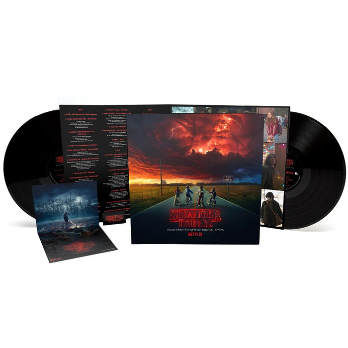 STRANGER THINGS: MUSIC FROM THE NETFLIX ORIGINAL SERIES Season 2 (Vinyl 2LP)