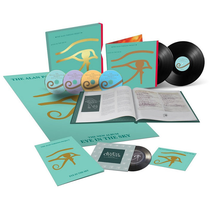 The Alan Parsons Project Eye In The Sky (35th Anniversary Vinyl Boxset