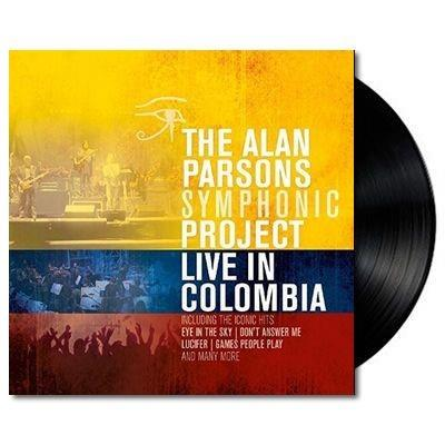 Live in Colombia (Vinyl)