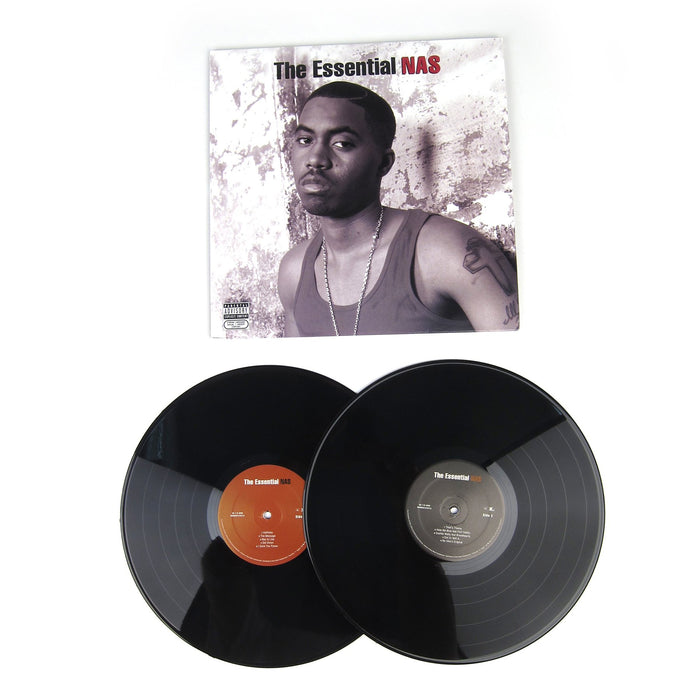 The Essential Nas (Vinyl) (2LP)