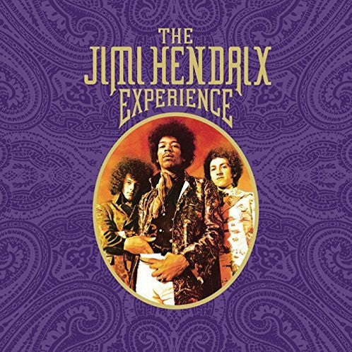 THE JIMI HENDRIX EXPERIENCE (8LP)