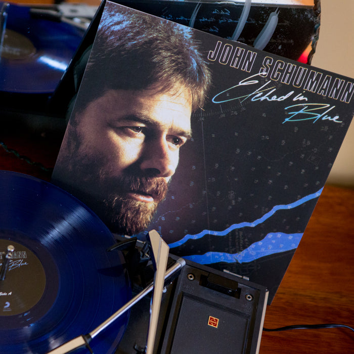 Etched In Blue (Vinyl)
