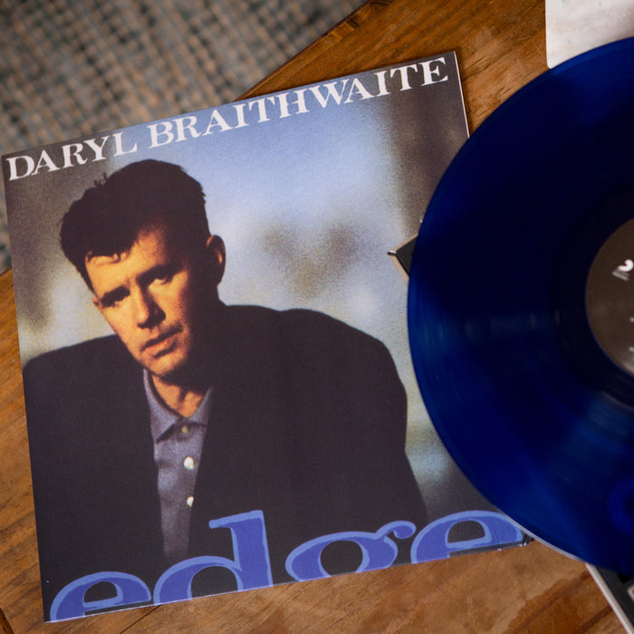 Daryl Braithwaite Rise LIMITED EDITION BLUE VINYL LP