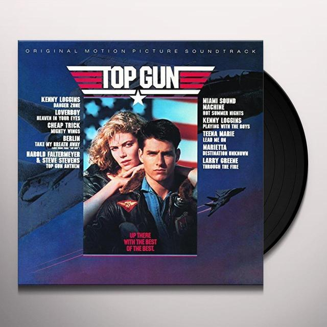 Top Gun (Original Motion Picture Soundtrack) (Vinyl)