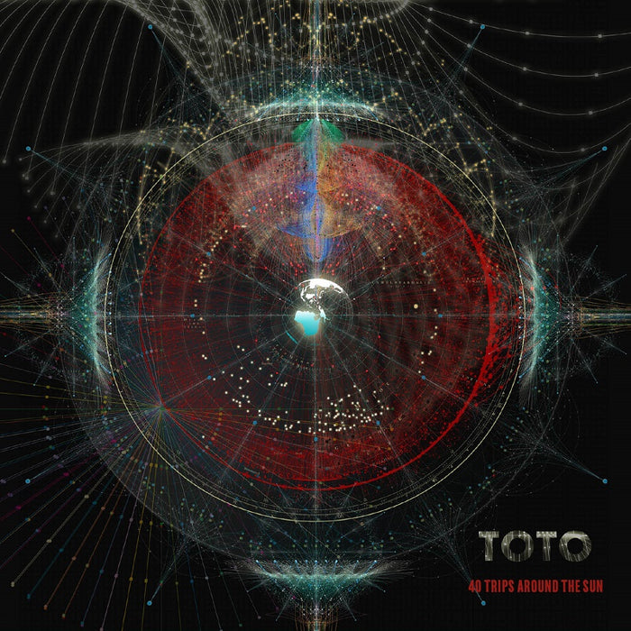 TOTO - 40 Trips Around The Sun - Greatest Hits (2LP VINYL)