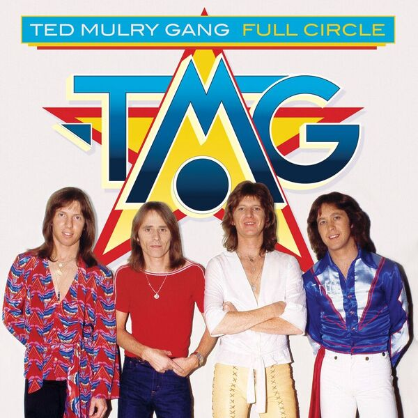 Ted Mulry Gang Full Circle – Greatest Hits (Vinyl LP)