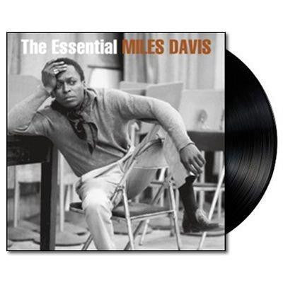 The Essential Miles Davis  (2LP)