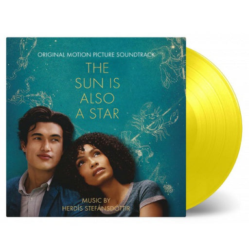 The Sun Is Also a Star: Original Soundtrack LP (Yellow Marbled Vinyl)