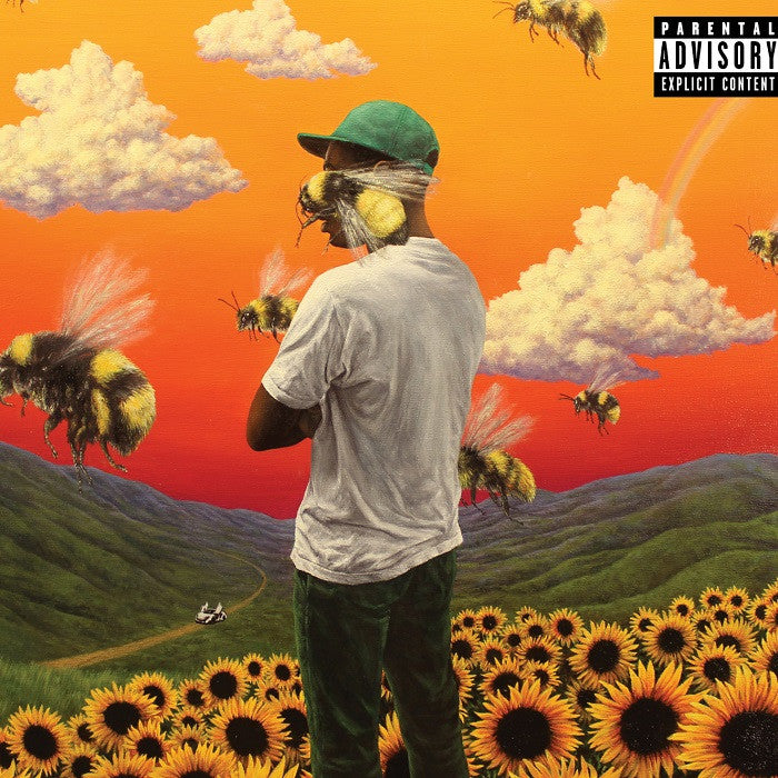 Flower Boy (No Text/Bees Version) CD
