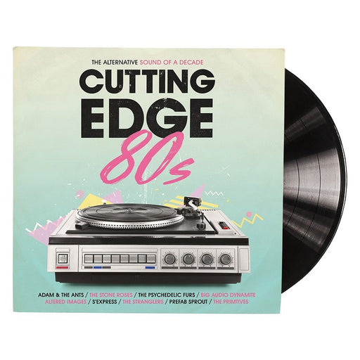 Cutting Edge 80s (Vinyl) (2LP)