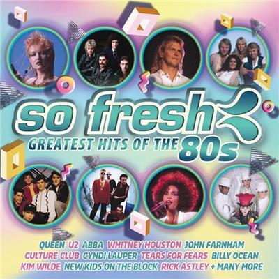 SO FRESH: GREATEST HITS OF THE 80'S (2CD)