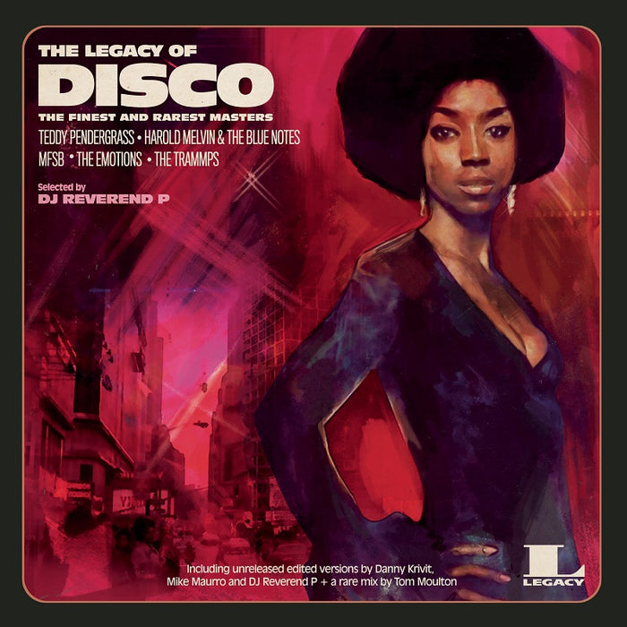 Various / The Legacy of Disco (2LP)