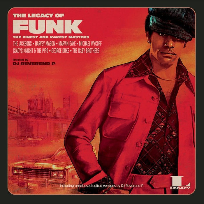 The Legacy Of Funk (2LP)