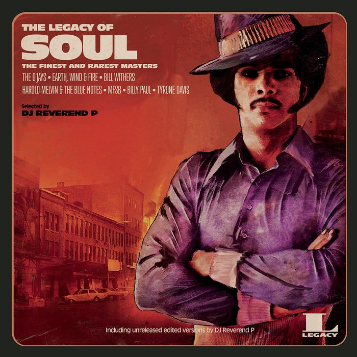 The Legacy Of Soul (Vinyl)