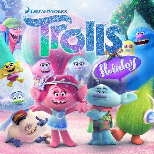 TROLLS HOLIDAY SPECIAL CD